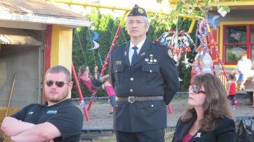 Sept. 11 Remembrance, Memorial Service, Jackie Jones, South Ward Playground, Tamaqua (50)