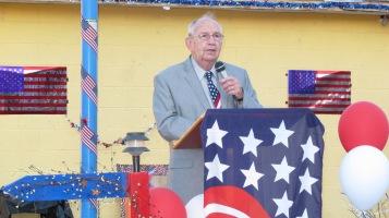 Sept. 11 Remembrance, Memorial Service, Jackie Jones, South Ward Playground, Tamaqua (57)
