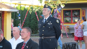 Sept. 11 Remembrance, Memorial Service, Jackie Jones, South Ward Playground, Tamaqua (64)
