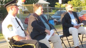 Sept. 11 Remembrance, Memorial Service, Jackie Jones, South Ward Playground, Tamaqua (65)