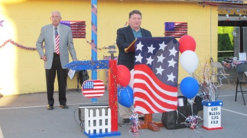 Sept. 11 Remembrance, Memorial Service, Jackie Jones, South Ward Playground, Tamaqua (68)