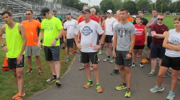 St. Luke's Cares For Kids 5K and Kids Fun Run, Panther Valley Football Field, Lansford (15)