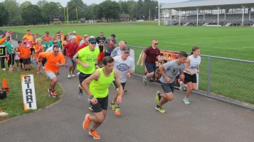 St. Luke's Cares For Kids 5K and Kids Fun Run, Panther Valley Football Field, Lansford (16)