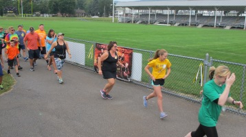 St. Luke's Cares For Kids 5K and Kids Fun Run, Panther Valley Football Field, Lansford (19)
