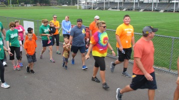 St. Luke's Cares For Kids 5K and Kids Fun Run, Panther Valley Football Field, Lansford (21)