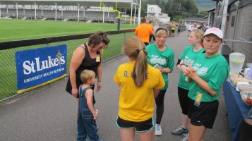 St. Luke's Cares For Kids 5K and Kids Fun Run, Panther Valley Football Field, Lansford (3)