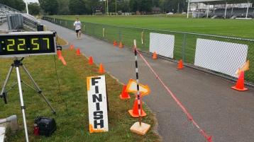 St. Luke's Cares For Kids 5K, Kids Fun Run, PV Football Field, Lansford, (206)