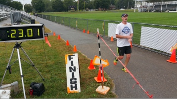 St. Luke's Cares For Kids 5K, Kids Fun Run, PV Football Field, Lansford, (208)