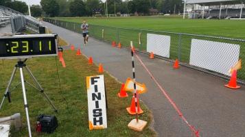 St. Luke's Cares For Kids 5K, Kids Fun Run, PV Football Field, Lansford, (209)