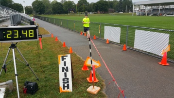 St. Luke's Cares For Kids 5K, Kids Fun Run, PV Football Field, Lansford, (212)