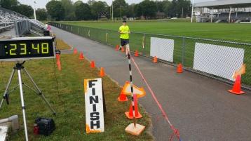 St. Luke's Cares For Kids 5K, Kids Fun Run, PV Football Field, Lansford, (212)