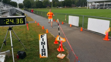 St. Luke's Cares For Kids 5K, Kids Fun Run, PV Football Field, Lansford, (214)