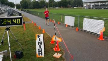 St. Luke's Cares For Kids 5K, Kids Fun Run, PV Football Field, Lansford, (216)