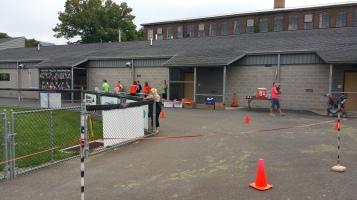 St. Luke's Cares For Kids 5K, Kids Fun Run, PV Football Field, Lansford, (219)