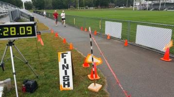 St. Luke's Cares For Kids 5K, Kids Fun Run, PV Football Field, Lansford, (220)