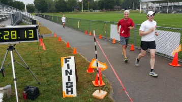 St. Luke's Cares For Kids 5K, Kids Fun Run, PV Football Field, Lansford, (222)