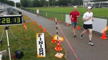 St. Luke's Cares For Kids 5K, Kids Fun Run, PV Football Field, Lansford, (222)