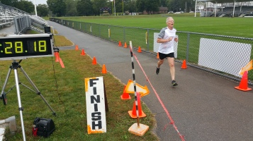 St. Luke's Cares For Kids 5K, Kids Fun Run, PV Football Field, Lansford, (223)