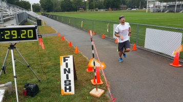 St. Luke's Cares For Kids 5K, Kids Fun Run, PV Football Field, Lansford, (225)