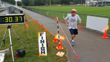 St. Luke's Cares For Kids 5K, Kids Fun Run, PV Football Field, Lansford, (227)