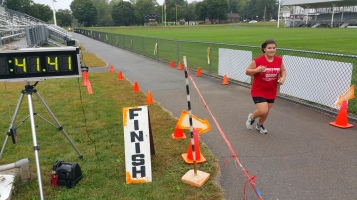St. Luke's Cares For Kids 5K, Kids Fun Run, PV Football Field, Lansford, (231)