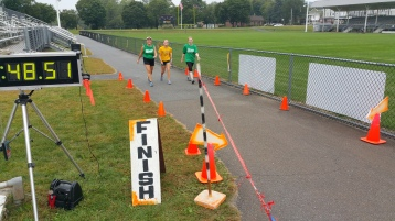 St. Luke's Cares For Kids 5K, Kids Fun Run, PV Football Field, Lansford, (234)