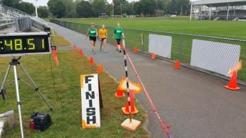 St. Luke's Cares For Kids 5K, Kids Fun Run, PV Football Field, Lansford, (234)