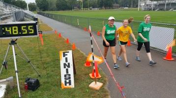 St. Luke's Cares For Kids 5K, Kids Fun Run, PV Football Field, Lansford, (236)