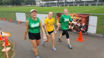 St. Luke's Cares For Kids 5K, Kids Fun Run, PV Football Field, Lansford, (237)