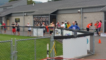 St. Luke's Cares For Kids 5K, Kids Fun Run, PV Football Field, Lansford, (238)