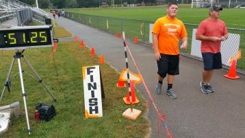 St. Luke's Cares For Kids 5K, Kids Fun Run, PV Football Field, Lansford, (242)