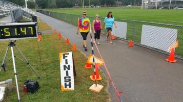 St. Luke's Cares For Kids 5K, Kids Fun Run, PV Football Field, Lansford, (243)