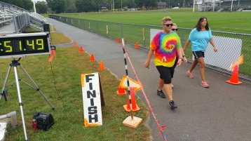 St. Luke's Cares For Kids 5K, Kids Fun Run, PV Football Field, Lansford, (244)