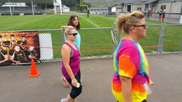 St. Luke's Cares For Kids 5K, Kids Fun Run, PV Football Field, Lansford, (245)