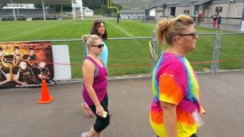 St. Luke's Cares For Kids 5K, Kids Fun Run, PV Football Field, Lansford, (245)