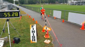 St. Luke's Cares For Kids 5K, Kids Fun Run, PV Football Field, Lansford, (246)