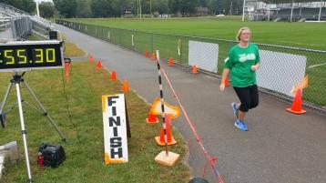 St. Luke's Cares For Kids 5K, Kids Fun Run, PV Football Field, Lansford, (248)