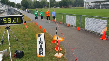 St. Luke's Cares For Kids 5K, Kids Fun Run, PV Football Field, Lansford, (251)