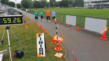 St. Luke's Cares For Kids 5K, Kids Fun Run, PV Football Field, Lansford, (251)
