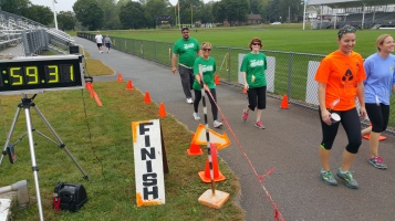 St. Luke's Cares For Kids 5K, Kids Fun Run, PV Football Field, Lansford, (253)