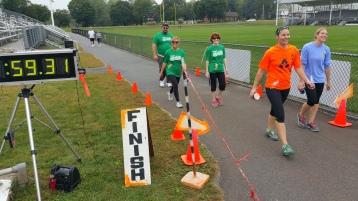 St. Luke's Cares For Kids 5K, Kids Fun Run, PV Football Field, Lansford, (254)