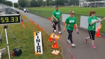 St. Luke's Cares For Kids 5K, Kids Fun Run, PV Football Field, Lansford, (255)