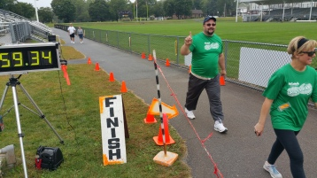 St. Luke's Cares For Kids 5K, Kids Fun Run, PV Football Field, Lansford, (256)