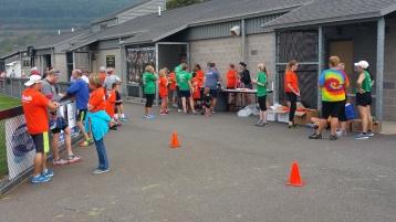 St. Luke's Cares For Kids 5K, Kids Fun Run, PV Football Field, Lansford, (262)