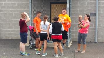St. Luke's Cares For Kids 5K, Kids Fun Run, PV Football Field, Lansford, (263)
