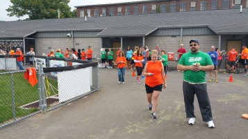 St. Luke's Cares For Kids 5K, Kids Fun Run, PV Football Field, Lansford, (265)