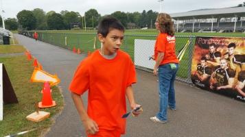 St. Luke's Cares For Kids 5K, Kids Fun Run, PV Football Field, Lansford, (267)