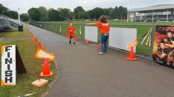 St. Luke's Cares For Kids 5K, Kids Fun Run, PV Football Field, Lansford, (268)
