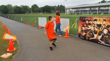 St. Luke's Cares For Kids 5K, Kids Fun Run, PV Football Field, Lansford, (269)
