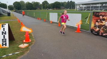 St. Luke's Cares For Kids 5K, Kids Fun Run, PV Football Field, Lansford, (273)